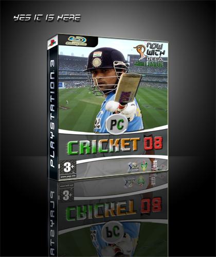 EA Cricket 2009 ICL VS IPL